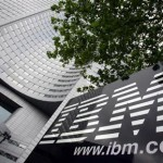 A view of IBM headquarters at la Defense in Paris, May 6, 2005. REUTERS/Philippe Wojazer